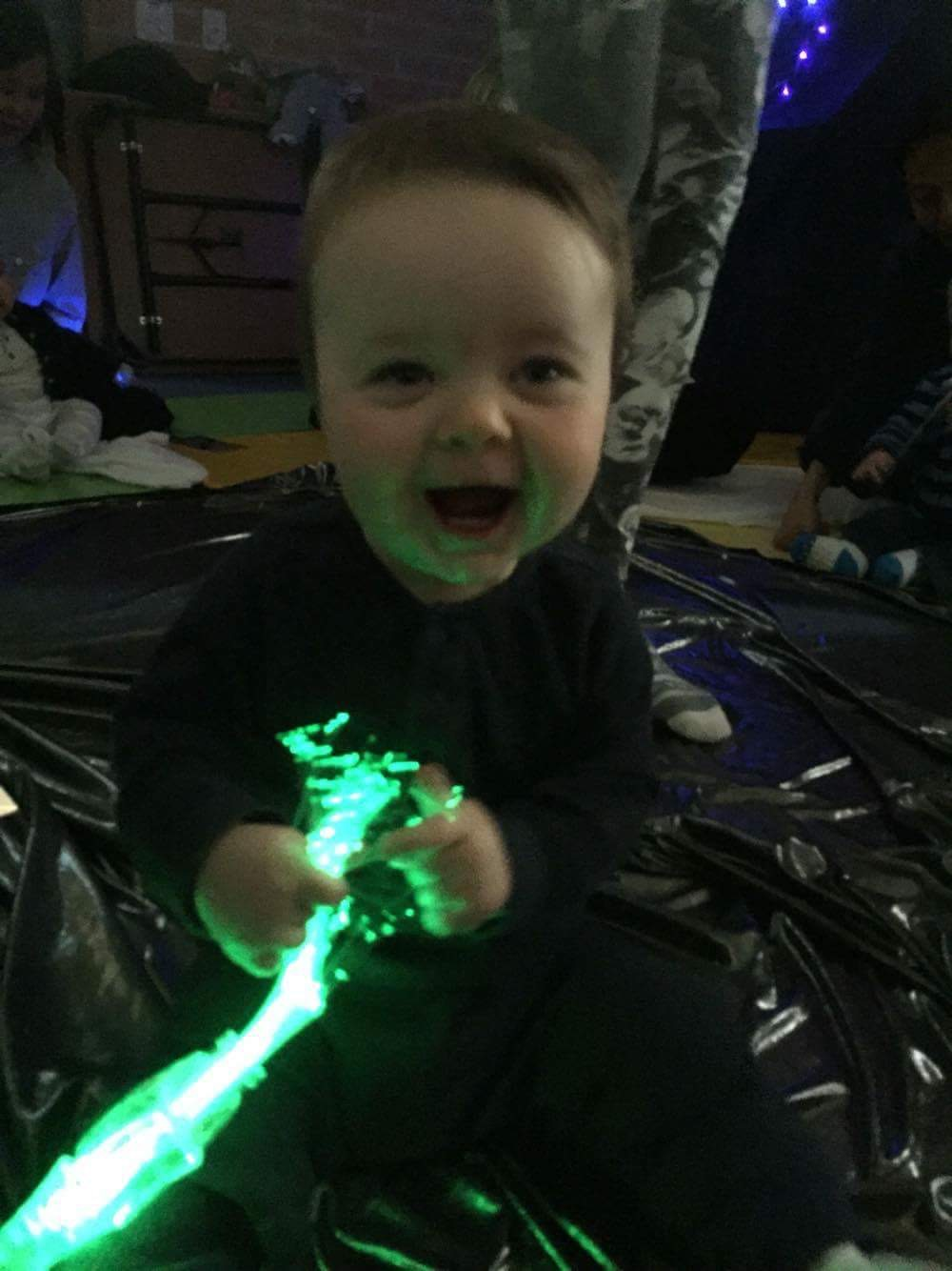 Baby Sensory Classes - Entertain My Tribe