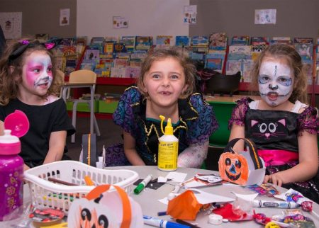 Halloween spooky event {Lithgow}