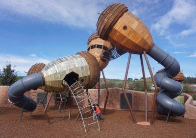 Arboretum Pod Playground