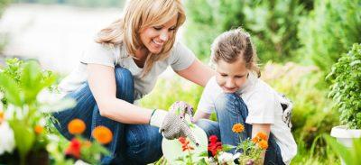 Flower Power free garden class