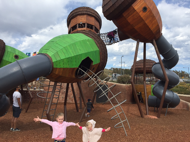 Canberra's Pod Playground