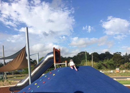 Fun for all at Fairway Drive Park in Kellyville