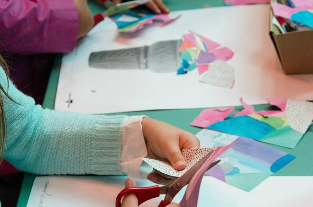 NGV kids craft
