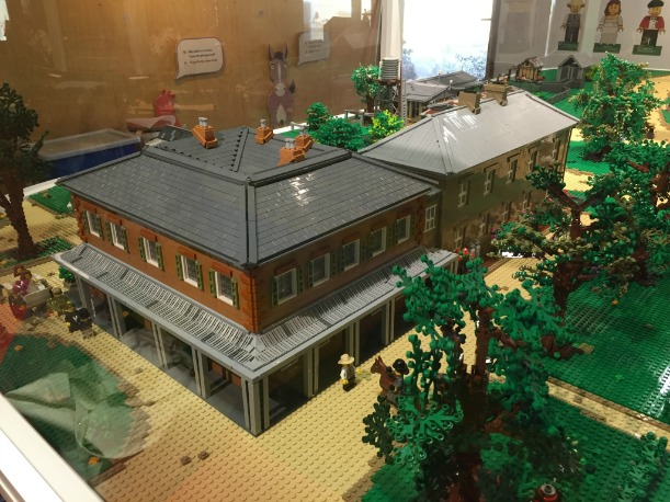 Rouse Hill House LEGO