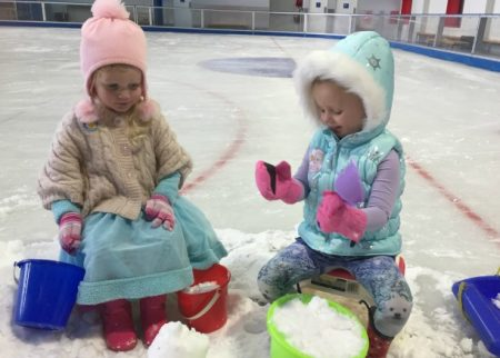 Snow play all year round at Ice Zoo