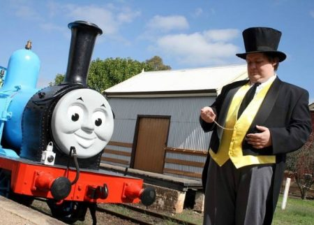 Want to spend the day with Thomas? Here's how.