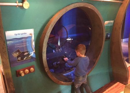Voyage to the Deep at WA Maritime Museum