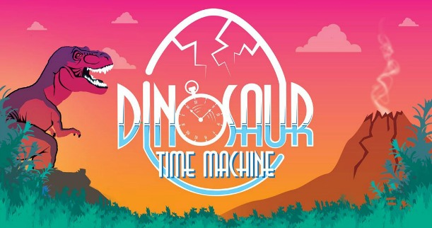 Dinosaur Time Machine whats on brisbane