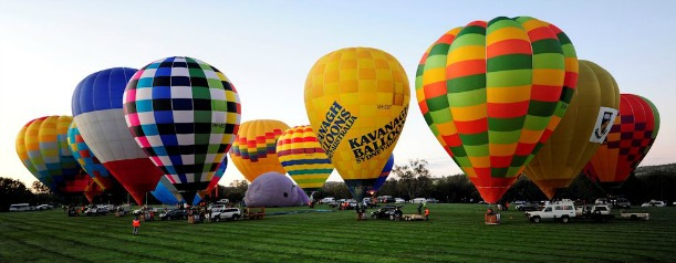 Northam Balloon Championships whats on perth