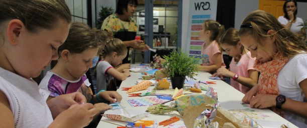 Origami workshop whats on sydney