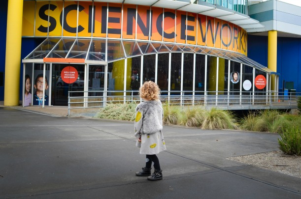 Scienceworks Little Kids Day In