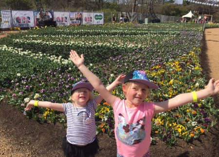 Spring into spring at Floriade