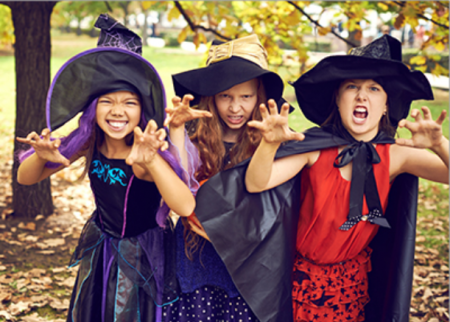 Spooktacular Halloween events for the tribe
