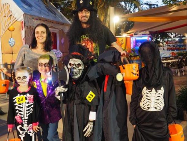 Halloween Festival Aussie World