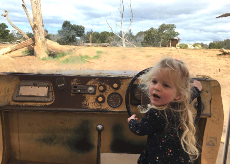 Fun for the whole tribe at Werribee Open Range Zoo
