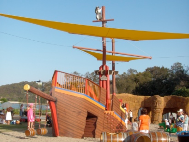 Pirate Playground Palm Beach
