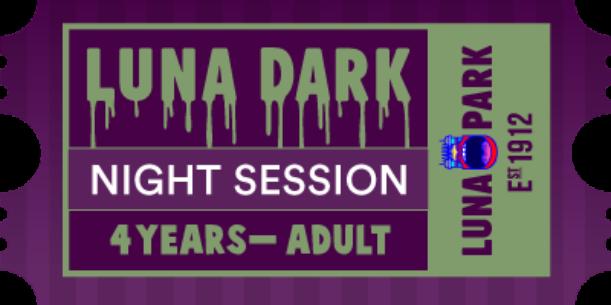 Luna Dark Melbourne Halloween