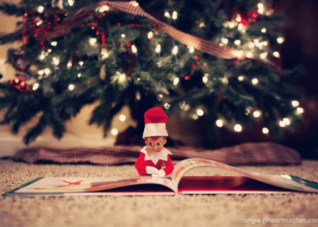 5 Fun Elf on the Shelf hacks for the tribe