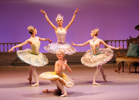 Storytime Ballet is more beautiful than ever