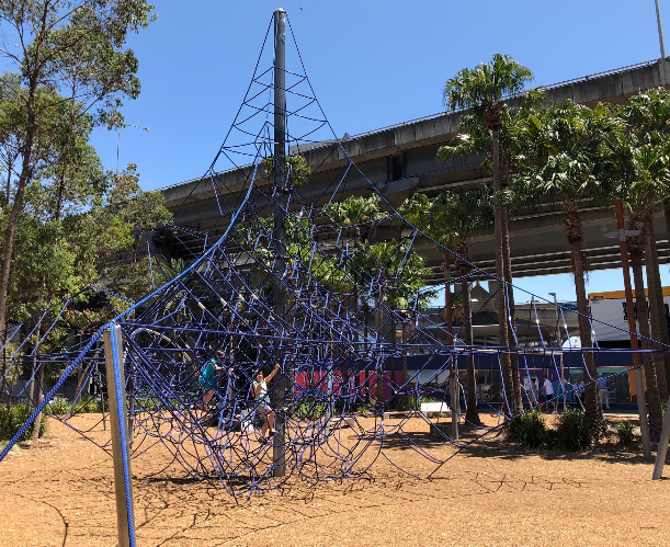 Darling Quarter Playground Sydney