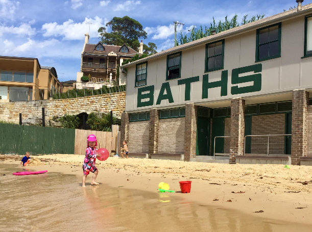 Greenwich Baths Sydney