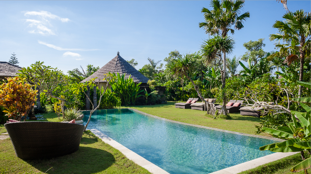 Bali family accommodation