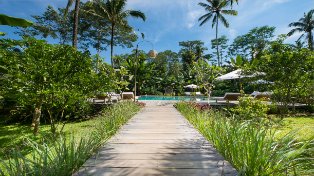 Family accommodation Bali