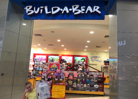 What's really inside a Build A Bear Workshop?