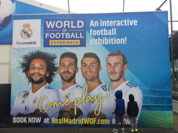 Real Madrid Exhibition