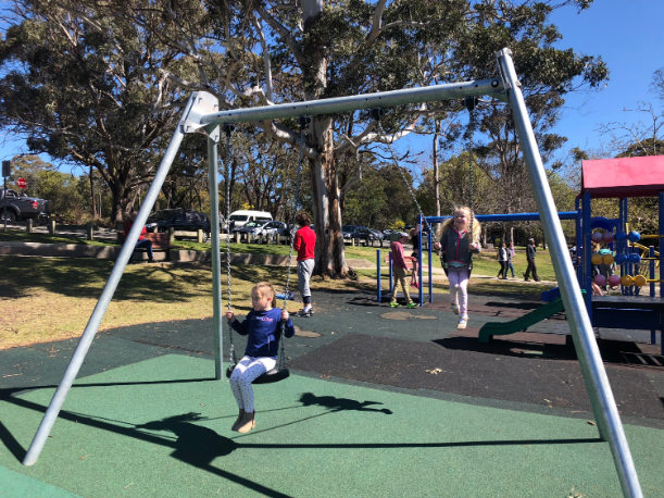 Wentworth Falls Lake Playground