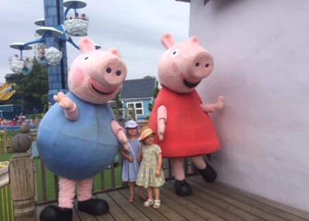 Heading to the UK? Head to Peppa Pig World!