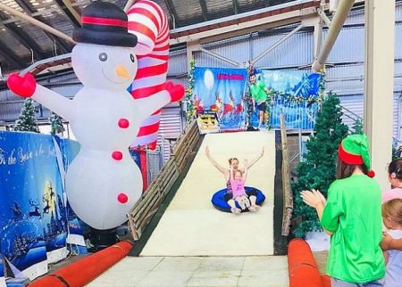 Christmas activities for Sydney kids