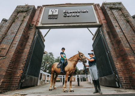 Gallop into Sydney Equestrian Centre this weekend