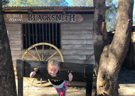 Step back in time at Australian Pioneer Village