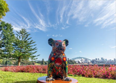 Say 'Hello Koalas' at the Royal Botanic Garden
