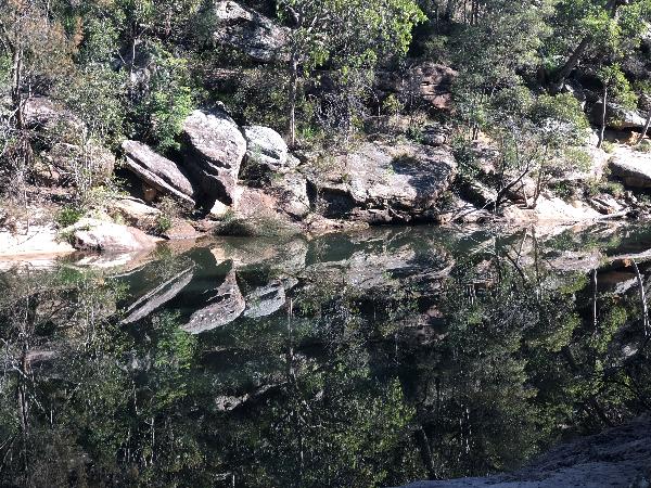 Jellybean Pool Glenbrook